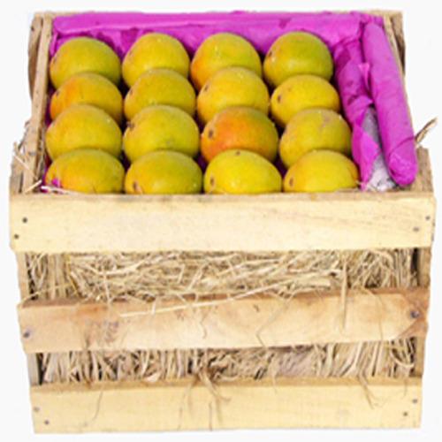 Devgad Alphonso Mango Wooden Peti - 4 Dozen