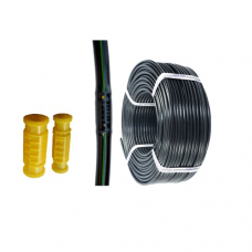 12 mm inline 45 cm - drip irrigation pipe