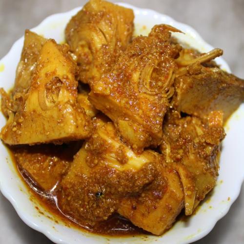 kathal Achaar- Jack fruit Pickle Homemade