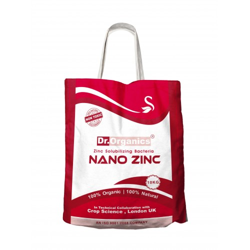 NanoZinc - Zinc Solubilizing Bacteria