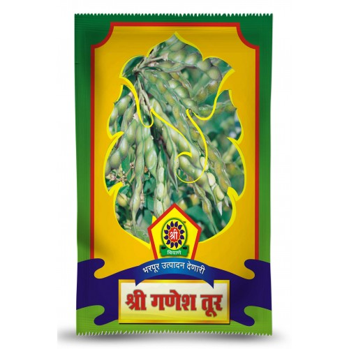 Shree Ganesh Tur Seeds - Pigeon Pea /Red Gram / Arhar