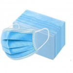 PREMIUM QUALITY 3 PLY DISPOSABLE SAFETY MASKS