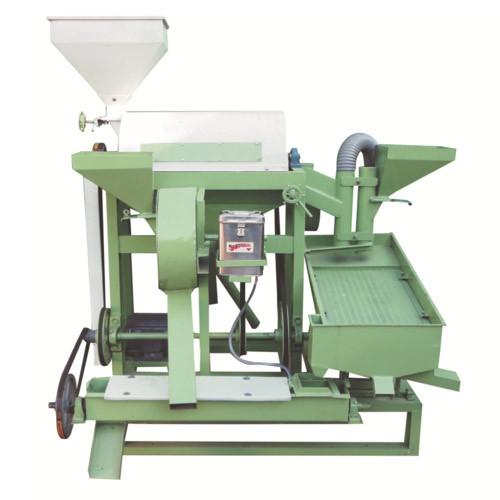 Ajay Industries PKV Mini Dall Mill Machine