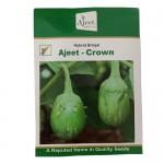 Ajeet Brinjal Seeds Crown 10 gram