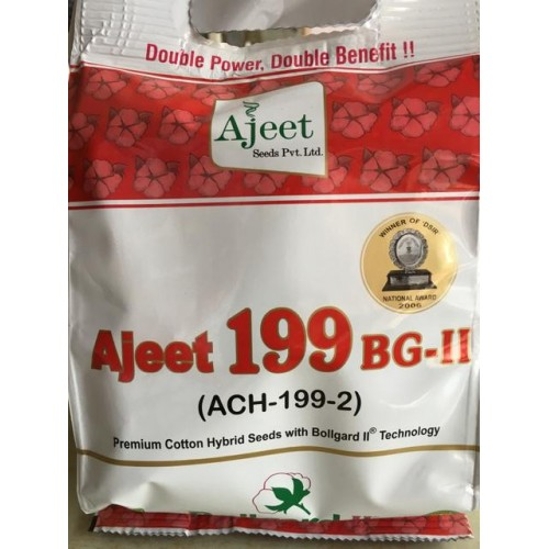 Cotton Seeds Ajeet 199 BG-2