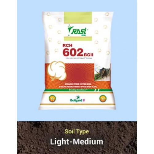 Cotton Seed RASI 602 BG II
