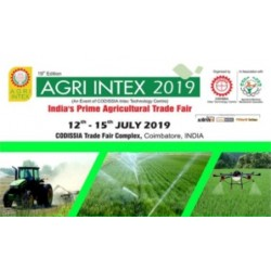19th Edition Agri Intex 2019