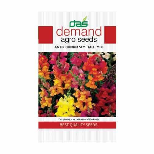 Demand agro seeds ( Antirrhinum semi tall mix )