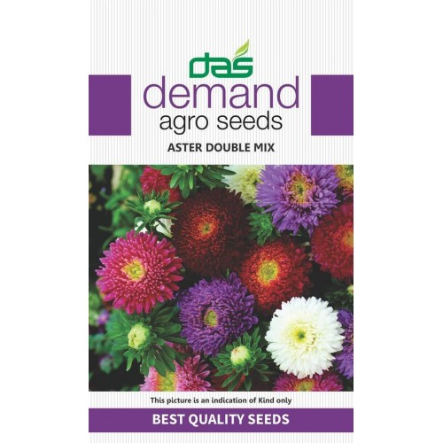 Demand agro seeds ( aster double mix )