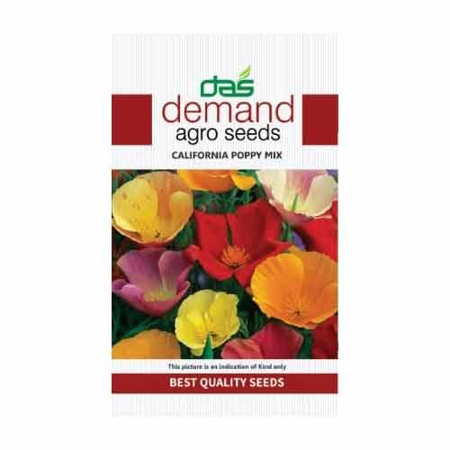 Demand agro seeds ( California poppy mix )