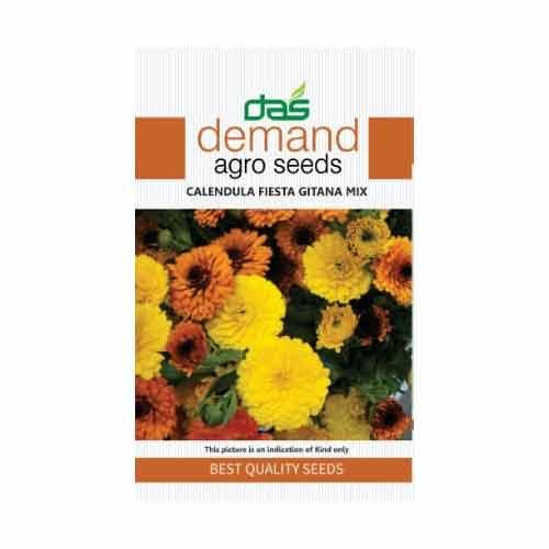 Demand agro seeds ( Calendula fiesta gitana mix )
