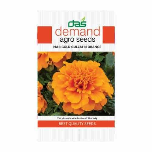 DAS agro seeds ( Marigold gulzafri Orange )
