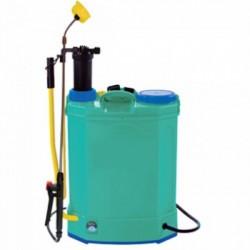 National 2 IN 1 Battery Cum Manual Sprayer   Battery Sprayers Krushikendra