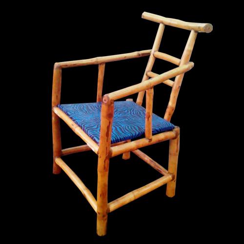 Handmade Bamboo Chair by tribal farmers