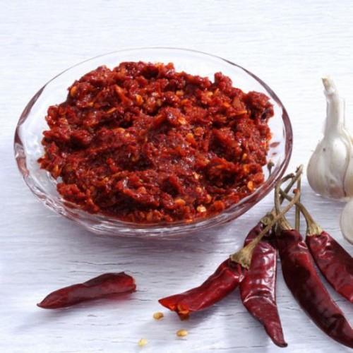 Kolhapuri Jhanjhanit Thecha Hot Redchilly Chutney