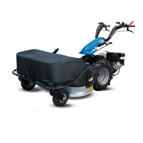 Lawn Cutter With Mc 730 9 Hp Honda