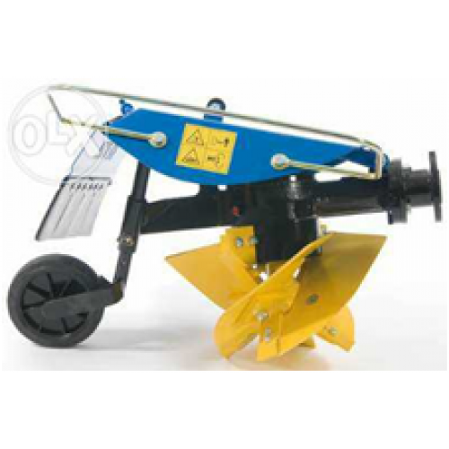 Rotary Plough For MC 740