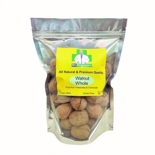 Dr. Organic's Walnuts whole Inshell