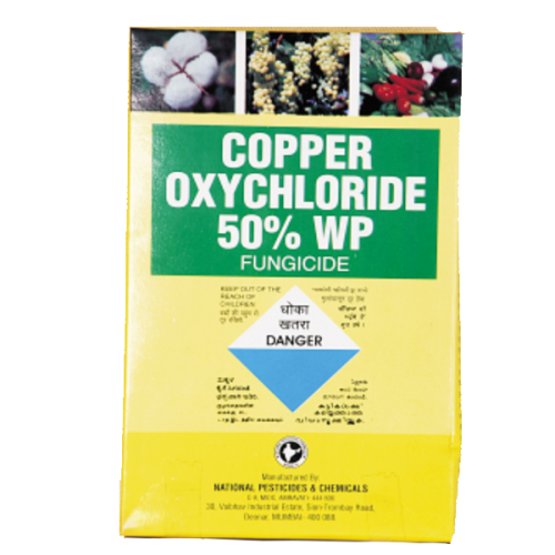 Copper OxyChloride 50 WP Fungicides