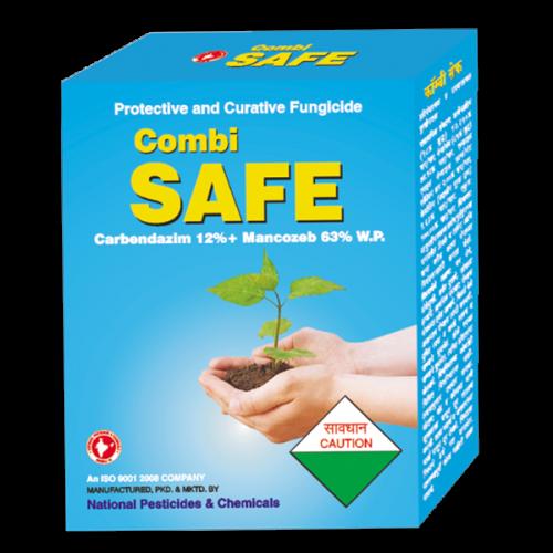 Combisafe ( Carbendism 12 % + Mancozeb 63 % wp ) Fungicide