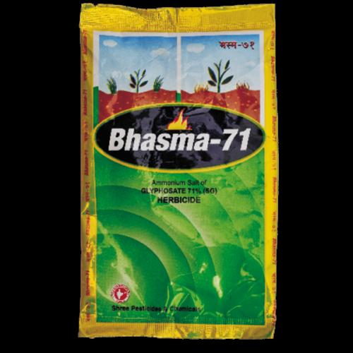 Bhasma 71 ( Glyphosate 71% wdg ) Herbicide
