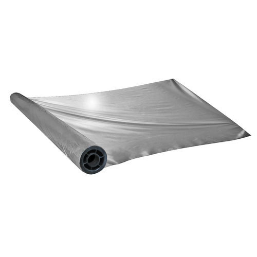 Mulch film - Silver-Black 4 feet x 400 meters x 25 microns