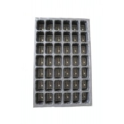 Seedling Tray 43 Holes Or Cells Nursery Pro Seedling Tray