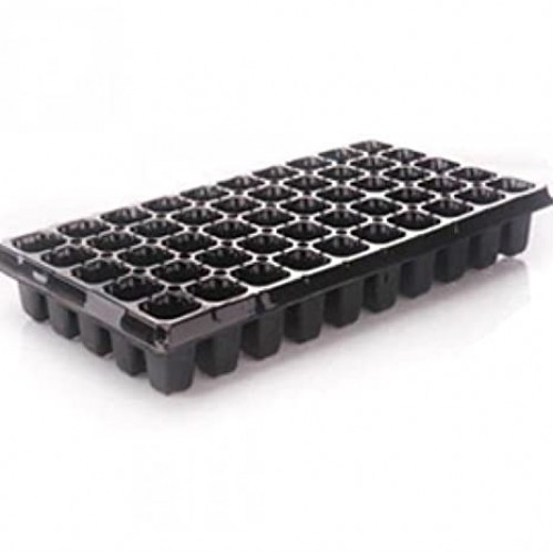 Seedling Tray 60 Holes Or Cells Nursery Pro Seeling Tray ( Pack of 10 )