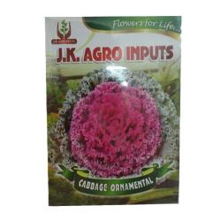 Cabbage Ornamental Flower Seeds