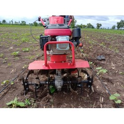 Baby weeder with 3 attachment 6 hp petrol engine