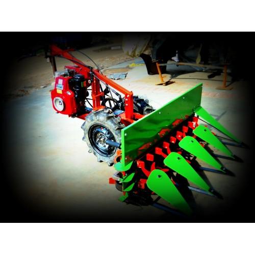 Power Reaper 5HP Greaves Diesel Engine