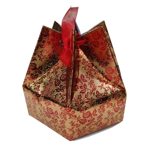 Assorted Handmade Chocolate Corporate (Potli Box)