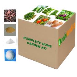 Complete Home Garden Kit